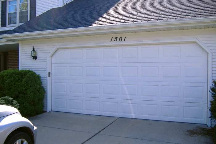Exterior Painting - Garage